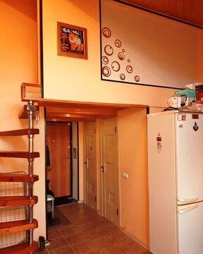 Продам 2-уровневую квартиру-студию в Брехово ЖК Парк Таун - Фото 5