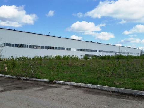 Продается производственно складской комплекс 46 000 000м2, г.Сасово - Фото 1