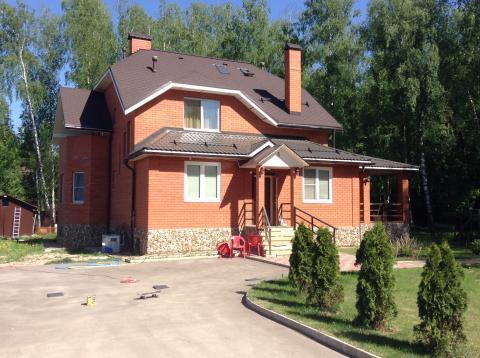 Жилой дом д. Углешня Чеховский р-н - Фото 1