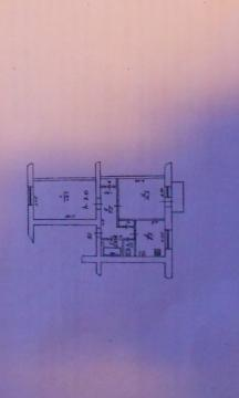 Двухкомнатная квартира в Сталинском доме. - Фото 2