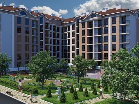 Объявление №61823390: Квартира 1 комн. Геленджик, ул. Суворова, 27 к2,