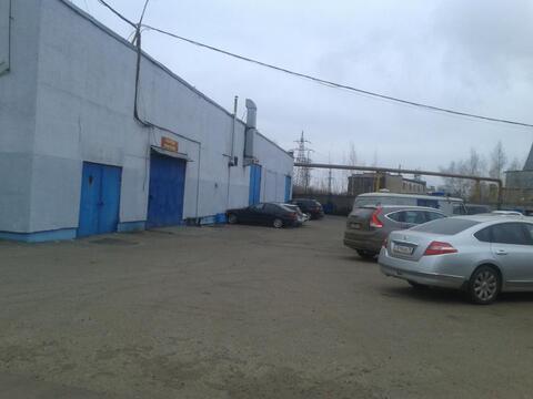 Продается производственная база на ул.Промышленная д.1 стр.2. 1 линия, . - Фото 1