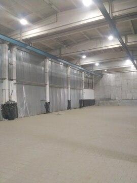 Производственно-складское помещение 949 кв.м, кран балка - Фото 3