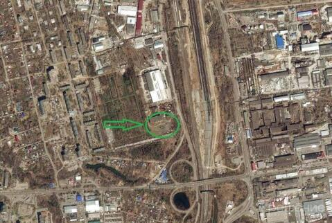 Продажа 8900 кв.м, г. Хабаровск, ул. Халтурина - Фото 1