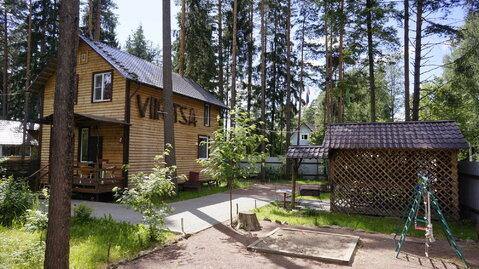 Комфортный коттедж с банным комплексом в пос. Вырица - Фото 1