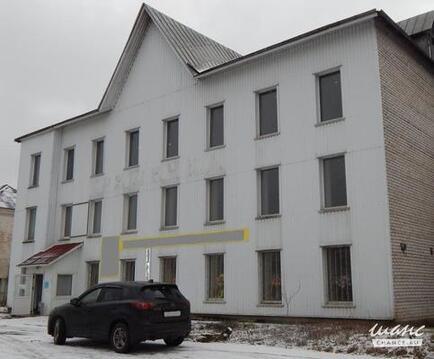 Аренда 3-х этажного отдельно стоящего здания 656.9 кв. м.