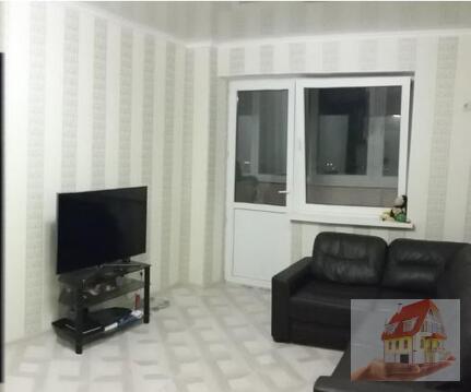 Однокомнатная квартира с ремонтом, в элитном комплексе ЖК Лазурный. - Фото 3