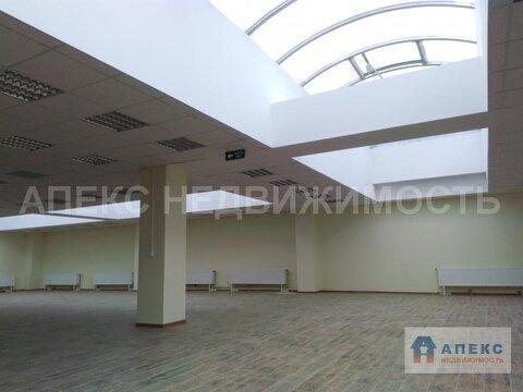 Аренда офиса 600 м2 м. Рязанский проспект в бизнес-центре класса В в . - Фото 1