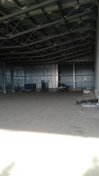 Сдаётся производственно-складское помещение 1200 м2 - Фото 3