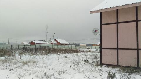 Дом 100м2 на участке 11 сот. кп Рябинка - Фото 4