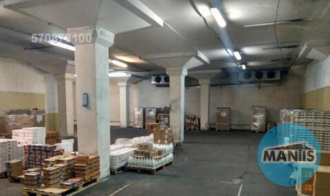 Сдается теплый склад на первом этаже, пандус под еврофуру, бесплатный - Фото 3