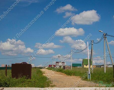 Калужское ш. 55 км от МКАД, Шарапово, Участок 10 сот. - Фото 3