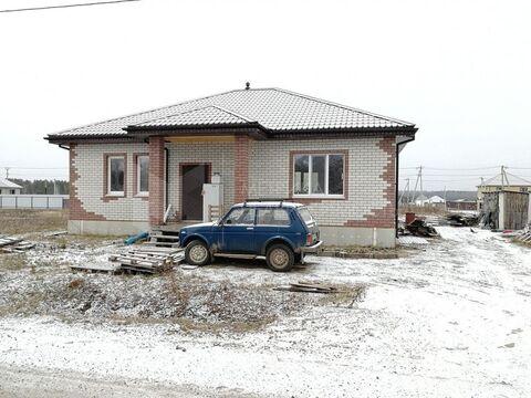 Дом в Тюменская область, Тюменский район, с. Кулига ул. Аметистовая . - Фото 1
