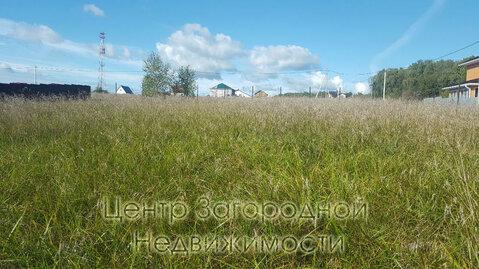 Участок, Симферопольское ш, Варшавское ш, 82 км от МКАД, Тверитино, . - Фото 2