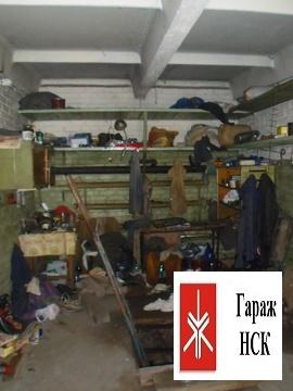 Продам капитальный гараж ГСК Радуга № 190. Верхняя зона Академгородка, - Фото 2