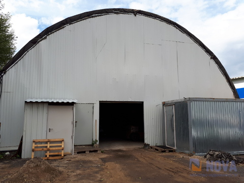 Сдается теплый склад, 450 м2 - Фото 1