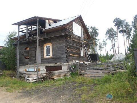 Продажа дома, Усть-Илимск, Лиственичная - Фото 1