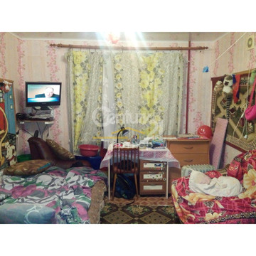Комната в общежитии на 50 лет Комсомола - Фото 1