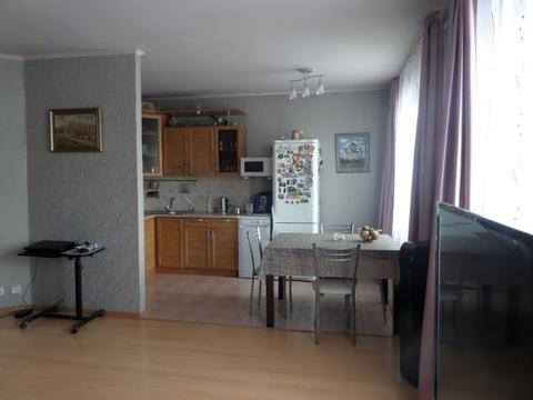 Квартира, пер. Заозерный, д.15 - Фото 4