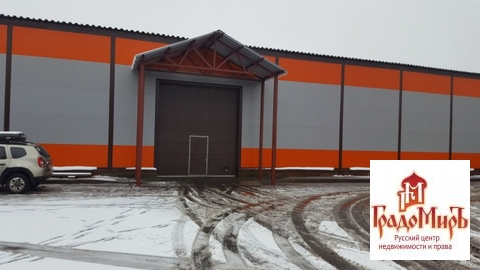 Сдается склад, Щелково г, 300м2 - Фото 1