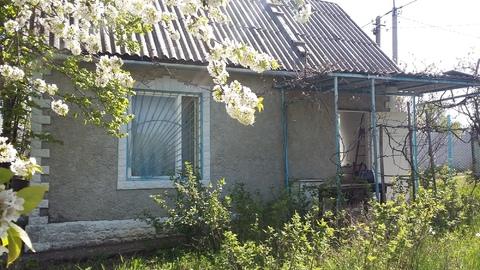 Дача ст Дергачи-4 30 м.кв, 4 сотки - Фото 1
