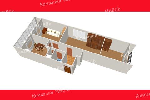 Снять квартиру в Королеве Домашняя обстановка Уютно Тепло Просторно - Фото 1