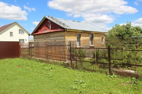 Продаю бревенчатый дом, земельный участок 9 соток в д. Титово - Фото 4