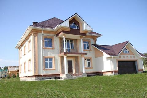 Продажа дома 414 м2 в коттеджном поселке кп Николин Ключ с. Кашино - Фото 2