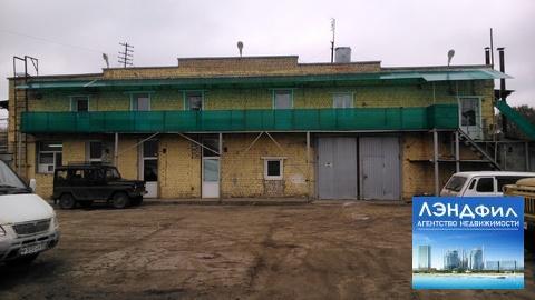 Производственно-складской комплекс, п. Зоринский, Вольский тракт - Фото 1
