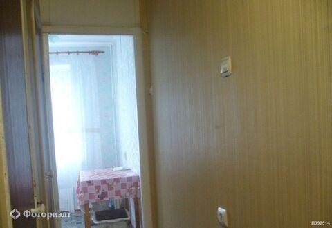 Квартира 1-комнатная Саратов, 6-й квартал, ул Перспективная - Фото 1