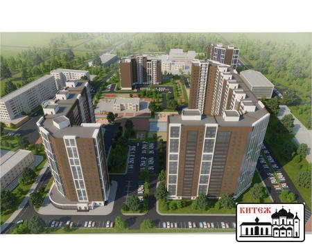 В продаже 1-комнатная квартира в новом 18-этажном монолитном доме - Фото 4