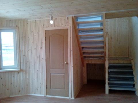 Продается двухэтажная дача, общ.пл. 140 кв.м. на участке 6.5 соток - Фото 3