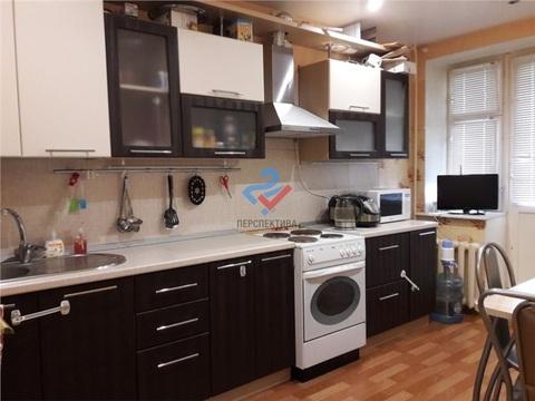 Квартира 42м2 с 2 лоджиями по адресу Зеленогорская 13 - Фото 1