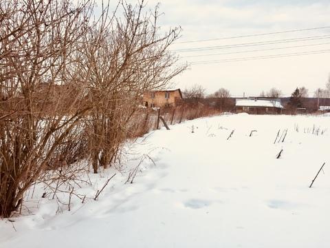 Продаётся участок в д. Ишино Чеховского района - Фото 1