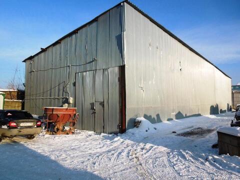 Сдам холодный склад 300 кв.м.