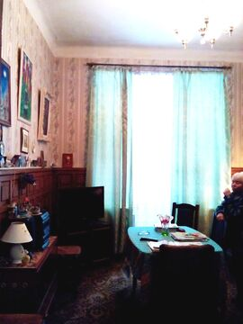 М.Тверская, 7м/п, Тверская ул, д.6с5, 4-х.к.кв.84 кв.м.2/5 эт. - Фото 1
