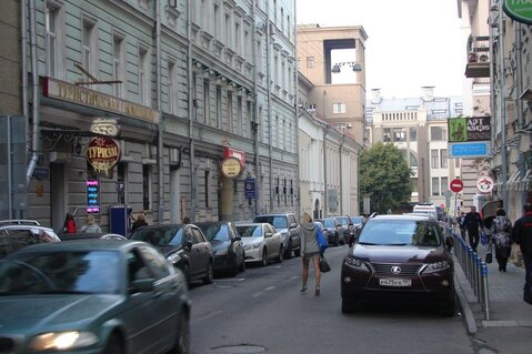 Продажа кафе 249 кв.м. в ЦАО, Козицкий пер.1а - Фото 4