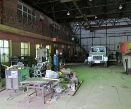 Производственное в Железнодорожном помещение 2600 м2 - Фото 5