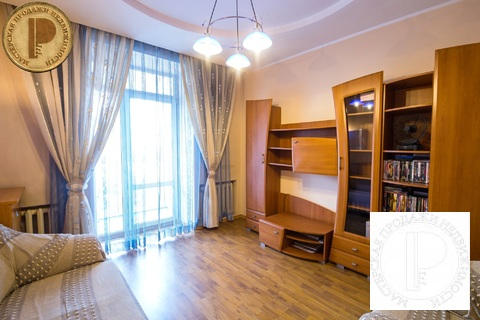 3-комнатная на Аэровокзальной - Фото 1