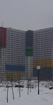 Квартира в новом доме в ЖК Левобережный - Фото 1