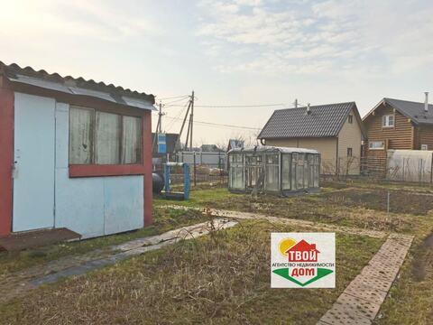 Продам участок 6 соток в СНТ Ромашка в черте города Обнинска - Фото 3