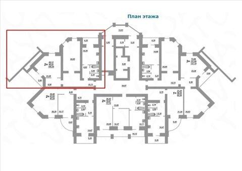 2-к квартира в новом кирпичном доме - Фото 4