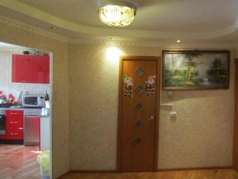 Продается 3-х комнатная квартира улучшенной планировки, район Вокзала - Фото 5
