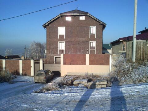 3-х этажный коттедж в Свердловском районе г. Иркутска 300 кв. м - Фото 2