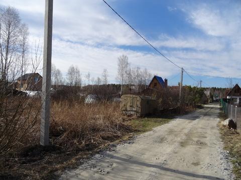 Участок в ст Доктор, 4 км Чусовского тракта, черта Екатеринбурга. - Фото 2