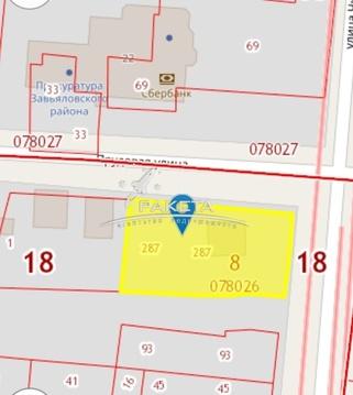 Продажа участка, Завьялово, Завьяловский район, Ул. Прудовая - Фото 4