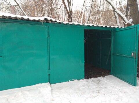Сухой гараж в районе Щукино сдаю - Фото 3
