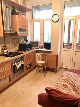 Продажа 1-комнатной квартиры в Хамовниках М. Пироговская дом 25 - Фото 2