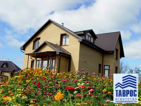 Продам отличный дом в с.Кузьминское на берегу р.Ока - Фото 1