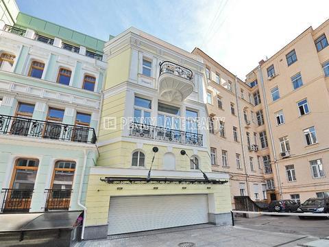 Продажа квартиры, м. Кропоткинская, Барыковский пер. - Фото 1